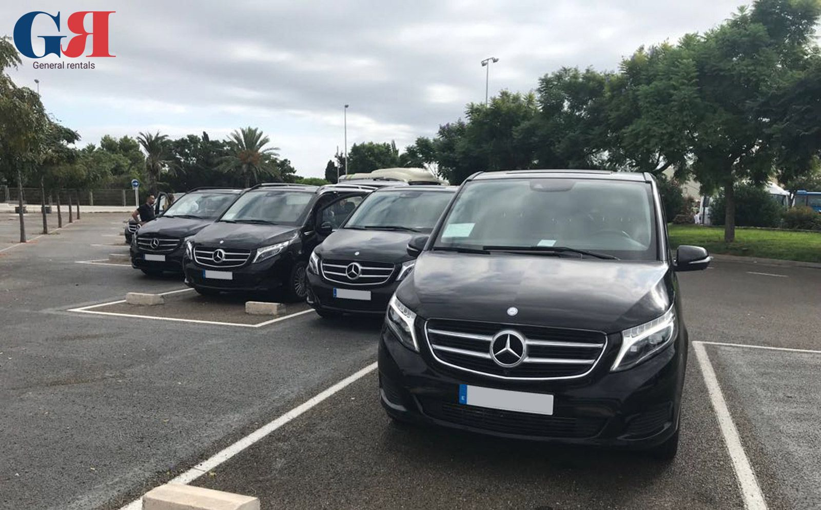 General-Rentals Transfer Vip V-Class Barcelona
